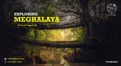 Meghalaya Backpacking Tour