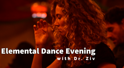4 Elements: Dance, Movement and Guided Imagery