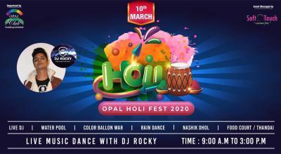 OPAL HOLI FEST 2020