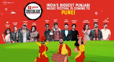 Gaana Crossblade Music Festival | Pune
