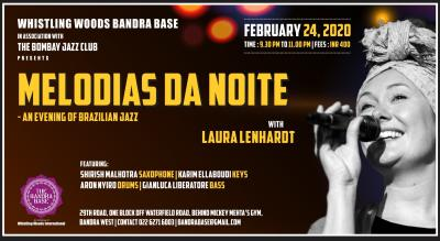 Melodias da Noite- An Evening of Brazilian Jazz