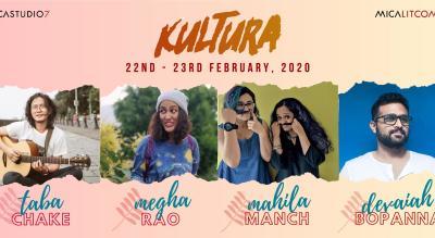 Kultura- The Ultimate Music & Literature Festival