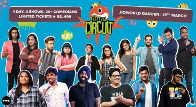 The Circuit Grand Finale ft. Biswa, Tanmay, Kanan, Aadar, Kaneez and more!