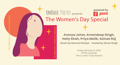 UnErase presents The Women's Day Special