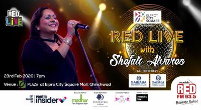 Elpro City Square Mall Presents Red Live with Shefali Alvares