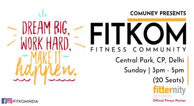 Fitkom - Fitness Community