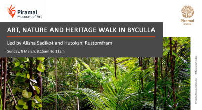 Art, Nature and Heritage walk in Byculla