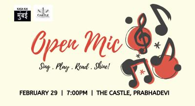 Open Mic At Prabhadevi