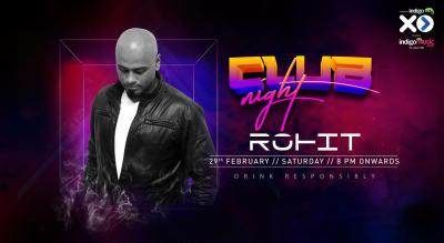 Saturday Club Night ft. Dj Rohit