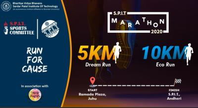 S.P.I.T. Marathon 2020 - Run for a Cause