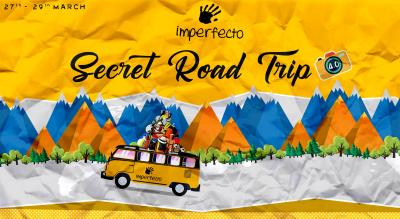 Secret Road Trip - Chapter 4.0 | A Road Trip By Imperfecto