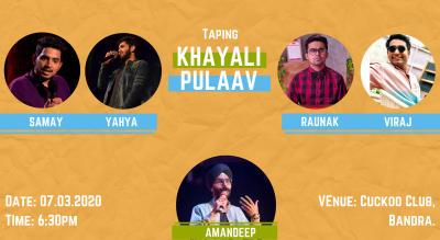 Khayali Pulaav By Amandeep Singh