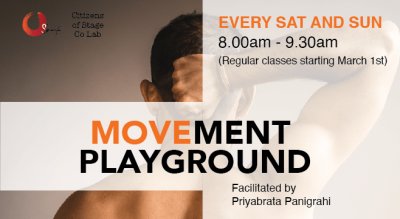 Movement Playground Regular Classes