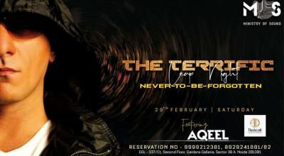 THE TERREFIC LEAP NIGHT WITH DJ AQEEL