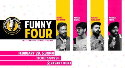 Funny Four - A Stand Up Comedy Show