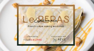 French Crêpe Making Workshop