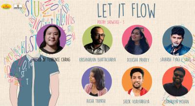 Let It Flow! Poetry Showcase 3