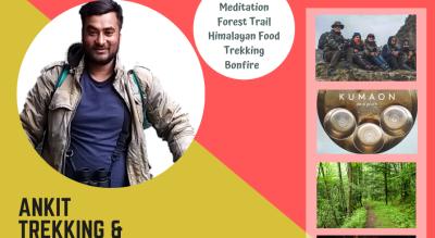 ANKIT  TREKKING & WELLNESS RETREAT-MAY 2020 @ MUSKOTIA, NAINITAL