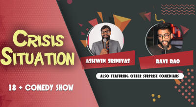 Crisis Situation - A Stand up Comedy Show