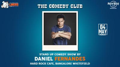 Punchliners Comedy Show ft Daniel Fernandes
