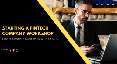 Starting a Fintech Company: Workshop