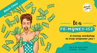 Be a Fe-money-ist – Webinar