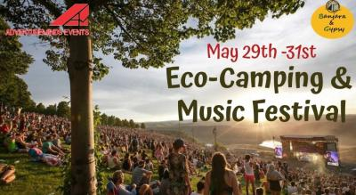 Eco Music and Camping Festival - Sign Up