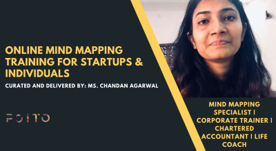 Mind Mapping Training for Startups and Individuals