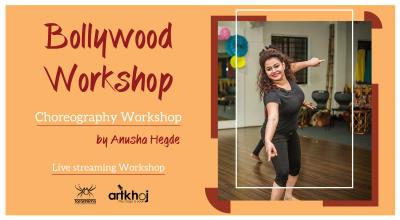 Bollywood Dance Workshop - Choreography Workshop (Online)