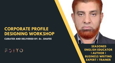 Corporate Profile Designing Workshop