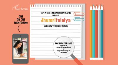 Jhumritalaiya - Online Storytelling Mentorship Program