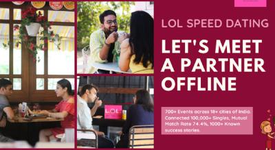 LOL Speed Dating GOA - April 26