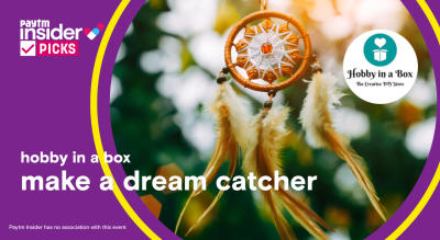 Make A Dream Catcher with Hobby In A Box