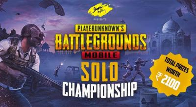 Born To Play Pubg Mobile Solo Tournament