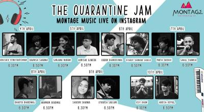 The Quarantine Jam