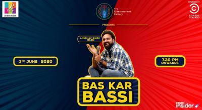 Bas Kar Bassi ft. Anubhav Bassi Live