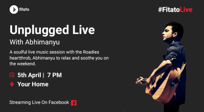 Fitato Live: Unplugged with Abhimanyu