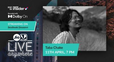 JioSaavn - Live Anywhere: Taba Chake