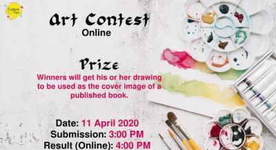 Art Contest - Online