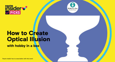 How to Create Optical Illusion with Hobby in a box