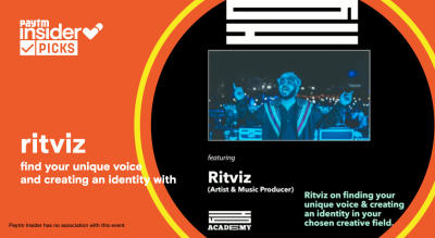Find Your Unique Voice and Creating an Identity with Ritviz