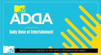 #MTVAdda