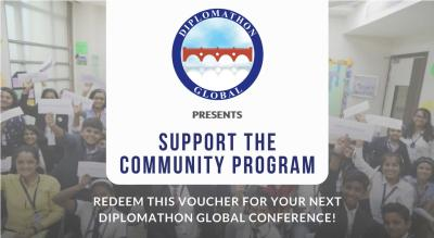 Vouch for Diplomathon Global