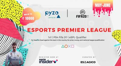 FIFA 20 | ESPL Qualifiers I | Pyzo Gaming