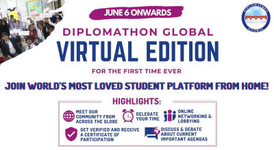 Diplomathon Global Virtual Edition