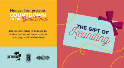 The Gift of Reuniting