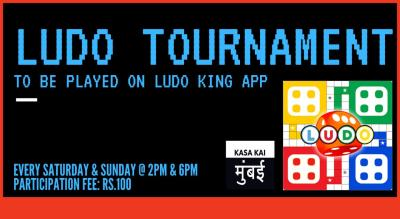 Ludo Tournament With Kasa Kai