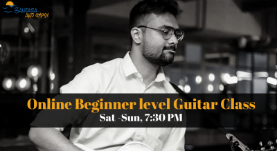 Online Beginner Level Guitar Class| Banjara Gypsy Star
