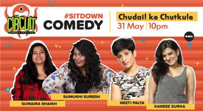 Chudail ke Chutkule ft. Sumaira Shaikh , Sumukhi Suresh and Guests