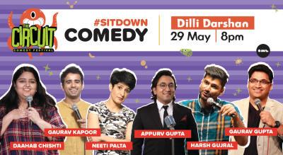 Dilli Darshan ft. Appurv Gupta, Gaurav Kapoor & Friends